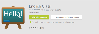 English Class APK android