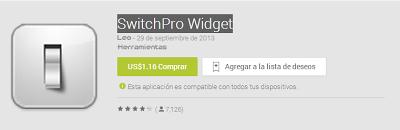 SwitchPro Widget APK