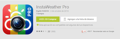 InstaWeather Pro