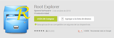 Root Explorer APK android
