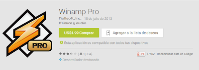 Winam Pro APK descargar