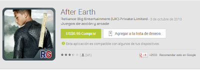 After Earth APK