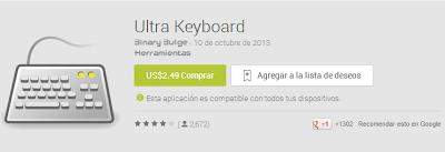 Ultra Keyboard