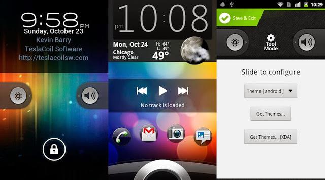 Widget Lock Screen PRO