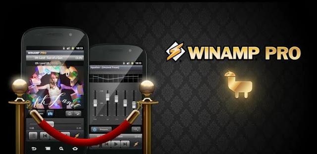 Winamp PRO apk vivetuandroid.com