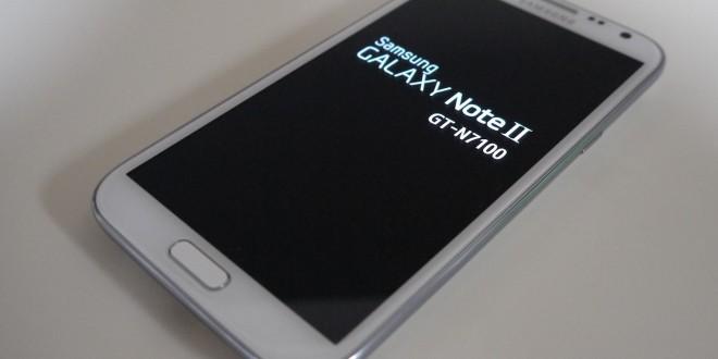 Samsung Galaxy Note II actualizará a Android 5.0