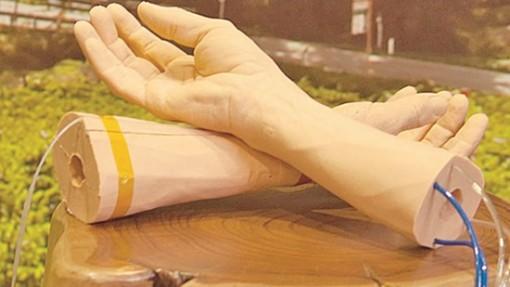 Google crea piel sintética para ayudar en la lucha contra el cáncer