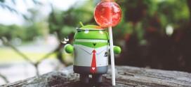 Android Lollipop 5.1 empieza a llegar a los Nexus 5