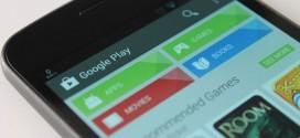 Google Play y sus encuestas de calidad y satisfacción