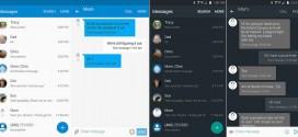 Nuevos temas Android para el Samsung Galaxy S6